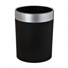 Basurero Negro / Silver