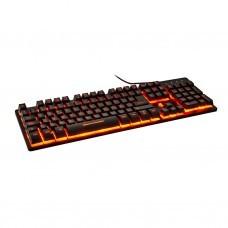 Teclado gaming con luz de fondo XTK-520S XTech