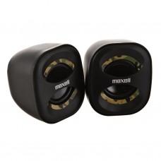 Parlantes estéreo para PC USB Camuflaje Maxell
