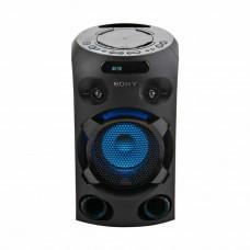 Sony Parlante iluminado inalámbrico Bluetooth para fiesta MHC-V02