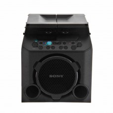 Sony Parlante recargable para fiesta Bluetooth / FM / Resistente a salpicaduras con trípode GTK-PG10