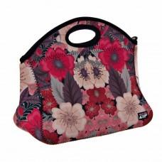 Bolso lonchera Flores Multicolor