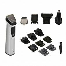 Recortador multi recargable Seco / Húmedo para Barba / Cabello / Oído / Nariz Philips