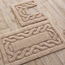 Juego de 2 alfombras para baño Dali Emmevi