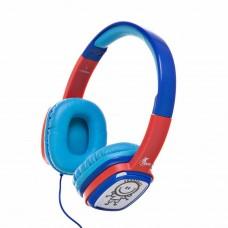 Audífonos para niños con cable y volumen apropiado para niños Xtech