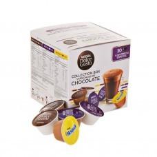 Juego de 30 cápsulas Colección Chocolate Dolce Gusto