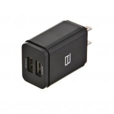 Cargador de pared Doble puerto USB 2.1Amp Bytech