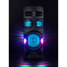 Sony Parlante para fiesta BT / NFC / USB / HDMI / DVD / Party Light 1440W MHC-V72D