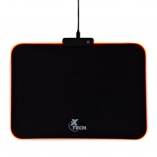 Mouse pad iluminado 7 colores XTA-200 Xtech