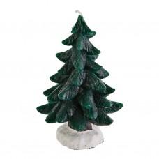 Vela verde Árbol de Navidad