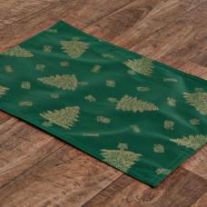 Individual Árboles Verde / Dorado Haus