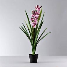 Planta artificial con maceta Flor Lila Haus