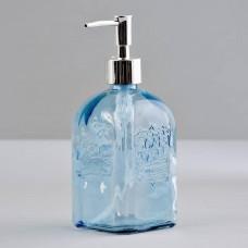 Dispensador para jabón Vetro Azul Wenko