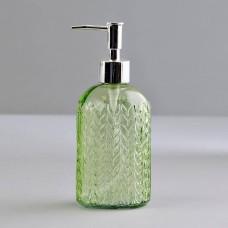 Dispensador para jabón Vetro Verde Wenko