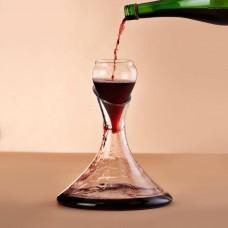 Decanter con aireador de vino 2 piezas Novo