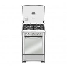 """Mabe Cocina a gas 4 quemadores 60cm / 24"""" EM6060FX0"""