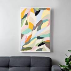 Cuadro Multicolor Abstracto