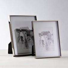 Portarretrato Borde / Blanco Haus