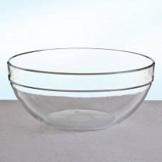 Tazón de vidrio