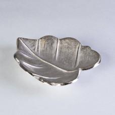 Fuente Hoja Decorativa Silver Haus
