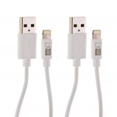 Juego de 2 cables Lightning Case Logic