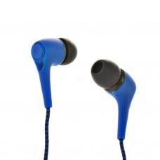 Audífonos con micrófono y cable de hilo Bytech