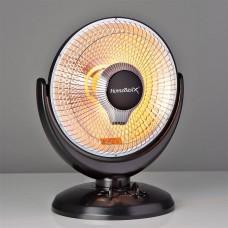 """Calefactor eléctrico con temporizador 14"""" 800W HomeBasix"""