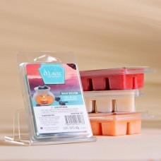 Juego de 6 cubos de cera aromarizantes para difusor Beach Blossom