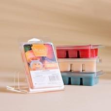 Juego de 6 cubos de cera aromarizantes para difusor Mango