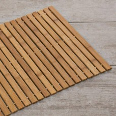 Alfombra para ducha Bamboo Ginsey