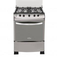 Haceb Cocina a gas 4 quemadores 60cm Haceb