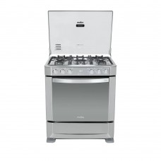 Mabe Cocina a gas con Grill / Encendido eléctrico 5 quemadores 76cm EM7680FX0