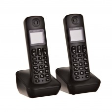 Teléfono inalámbrico Tecnología DECT 6.0 2 auriculares Uniden