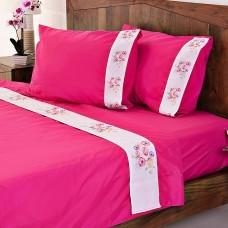 Juego de sábanas Floral Multi Sublimando Haus