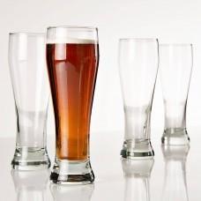 Juego de 4 vasos cerveceros con caja de regalo Berlín Cristar