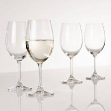 Juego de 4 copas para vino blanco Leona Navigator