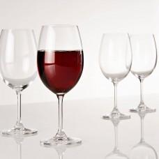 Juego de 4 copas para vino tinto Leona Navigator