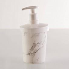 Dispensador para jabón Marmoleado Plasútil