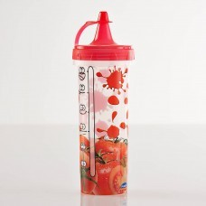 Botella para salsa de tomate Plasútil