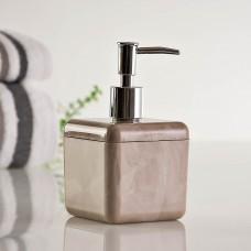 Dispensador para jabón Cube Mármol Coza