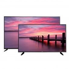 "Riviera TV LED ISDB-T Smart UHD 4 HDMI 55"" DSU55CHGS6BTB + TV LED ISDB-T Smart 43"" DSF43HIKN18"