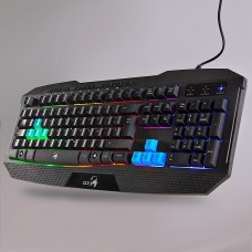 Teclado Gaming Retroiluminado K215 Genius