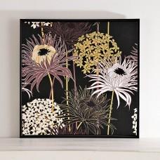 Cuadro con marco Flores