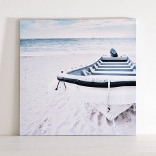 Cuadro Bote Playa