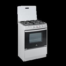 Indurama Cocina a gas 4 quemadores Horno con vidrio templado y termocontrol 60cm Galati Spazio 3