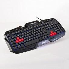 Teclado gaming iluminado USB XTR-KB801 Xtratech