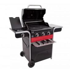 BBQ a gas / carbón 3 quemadores 40000BTU Char Broil