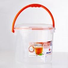 Dispensador para bebidas con tapa hermética Clear / Surtido