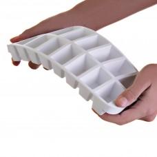 Cubeta flexible para hielo Inglesa Damecos