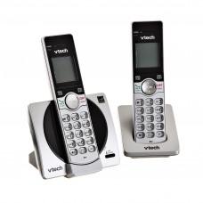 Teléfono inalámbrico DECT 6.0 1 extensión Silver CS6919-2 Vtech
